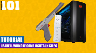 Usare il WiiMote come LightGun su PC [TUTORIAL]
