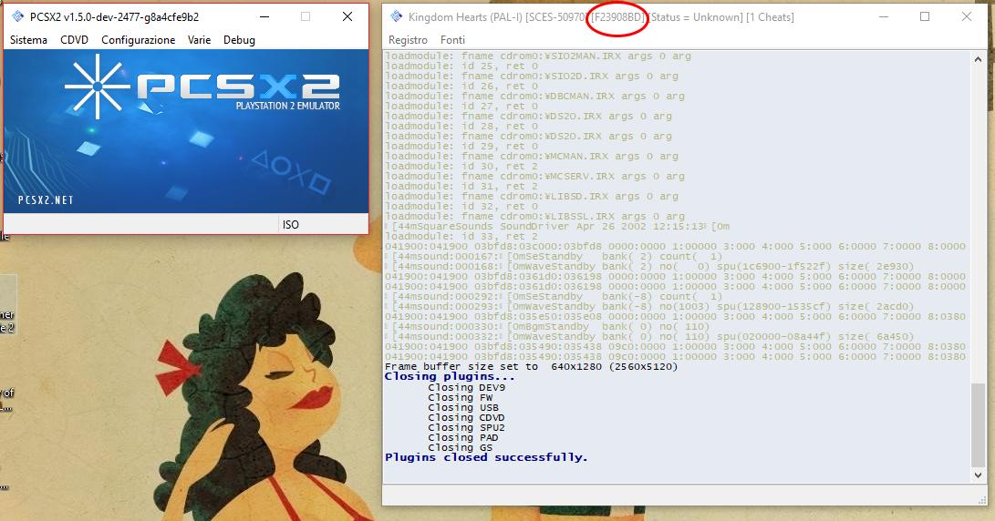 Come utilizzare i Cheat e i  pnach in PCSX2 [TUTORIAL] – Mr  Sansa