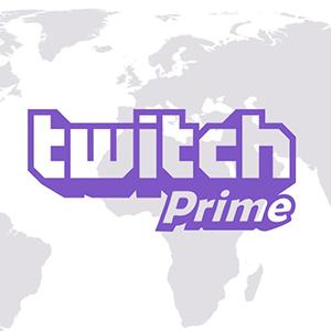 Abbonati con Twitch Prime