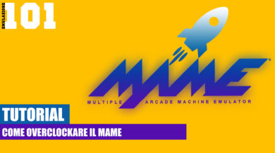 Come overclockare il MAME [TUTORIAL]